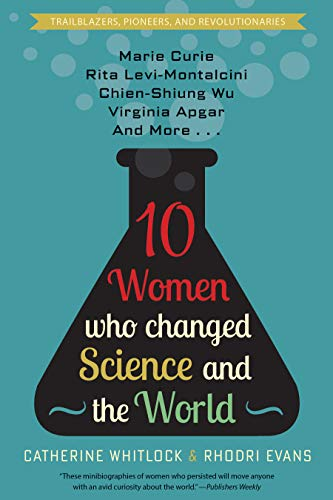 Cover of the book, 10 Women who changed Science