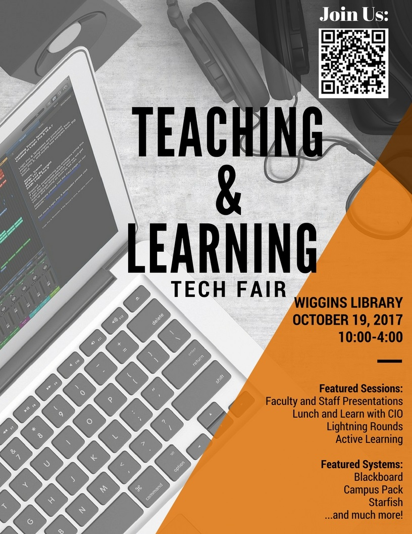 Tech Fair 2017 flyer