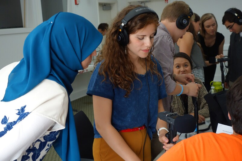Refugee Lives Oral History Project
