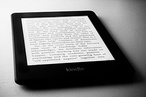 Image of Kindle Paperwhite by Jonas Smith