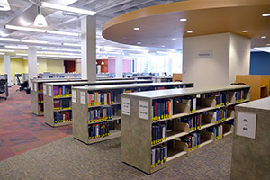 Reference Shelving