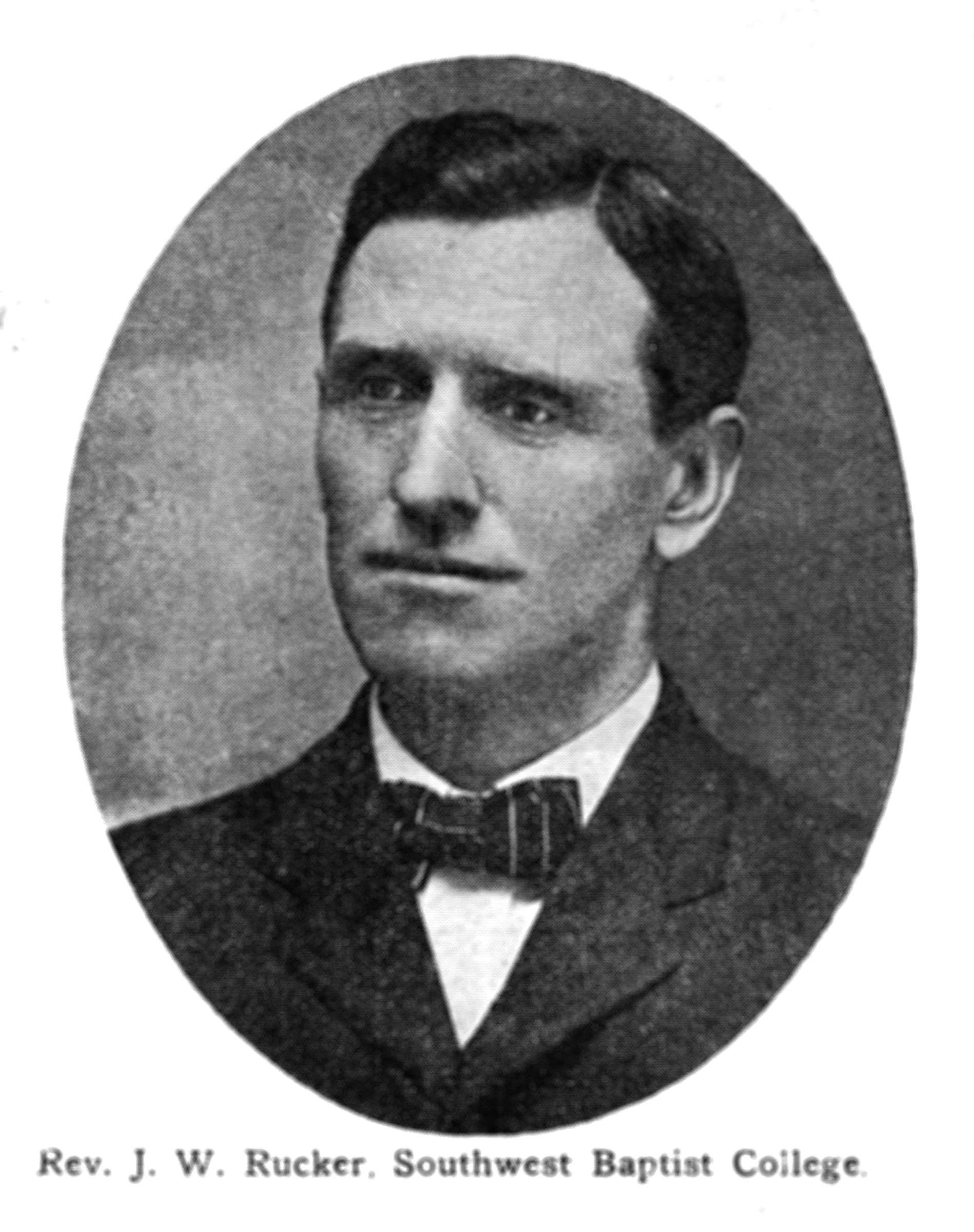 Image of J. W. Rucker.