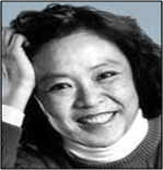 Chinese American writer Minfong Ho