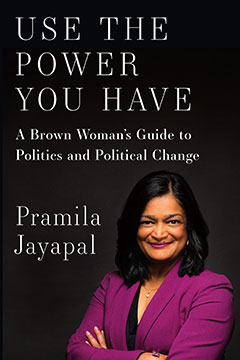 Use the Power You Have: A Brown Woman's Guide to Politics and Political Change by Pramila Jayapal