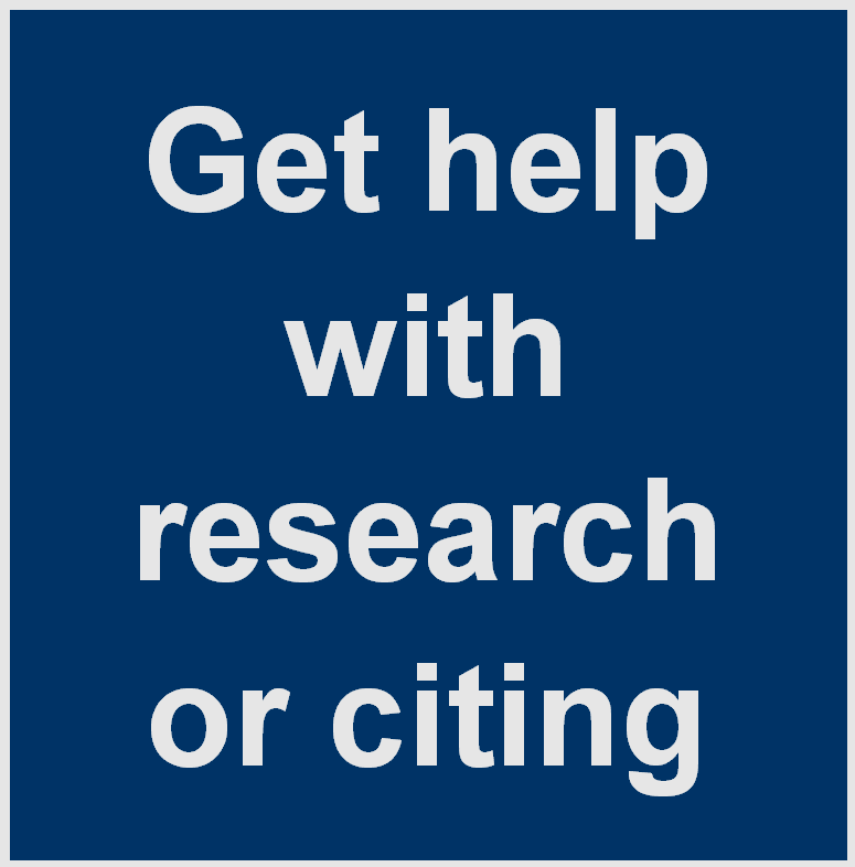 Get help with research or citing