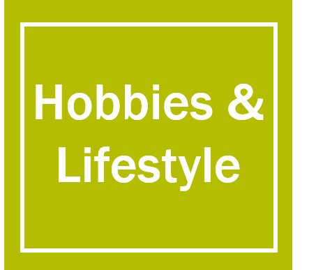 hobbies and lifestyle