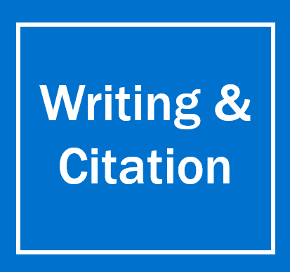 writing and citation