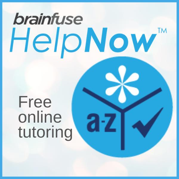 Brainfuse HelpNow Free Online Tutoring