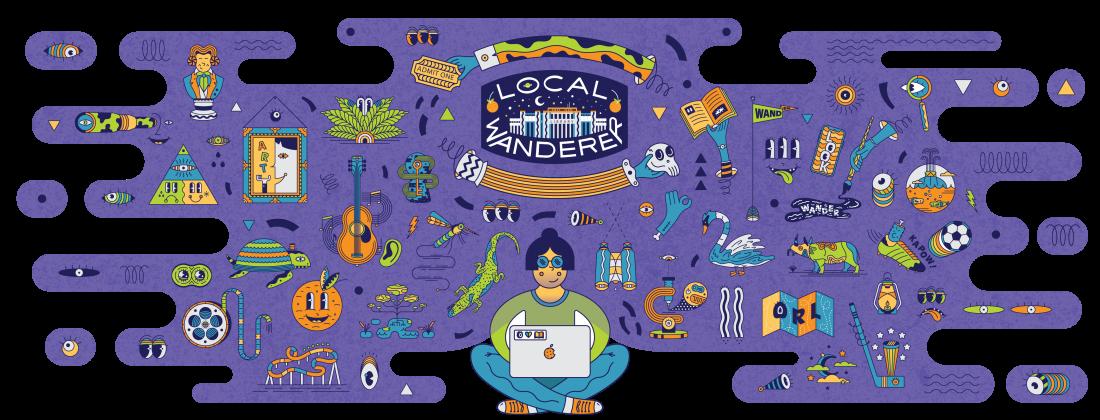 Local Wanderer Banner