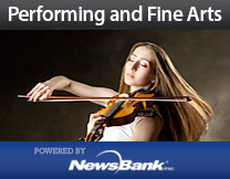Search newspaper articles related to the performing and fine arts