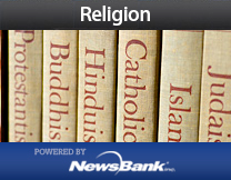 Search newspaper articles related to religion.