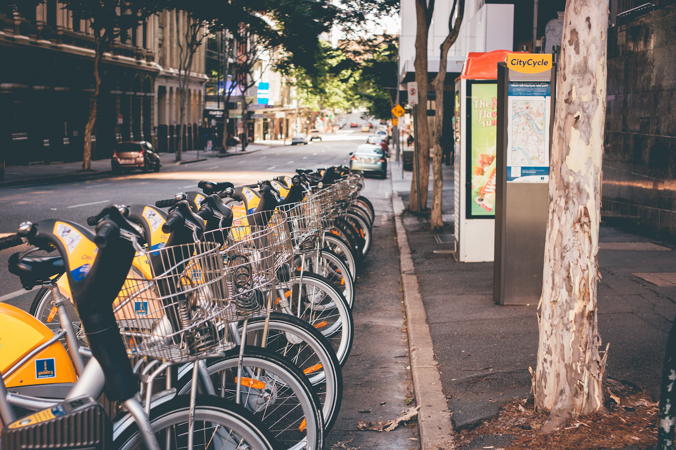 public bicycles australia