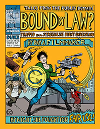 image of Bound by Law comic book cover