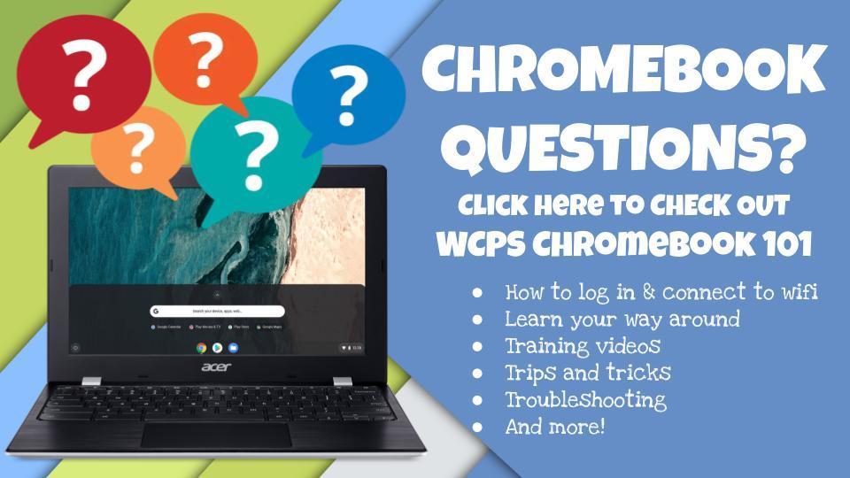 Chromebooks 101