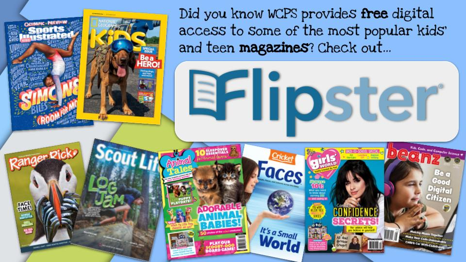 Flipster Magazines