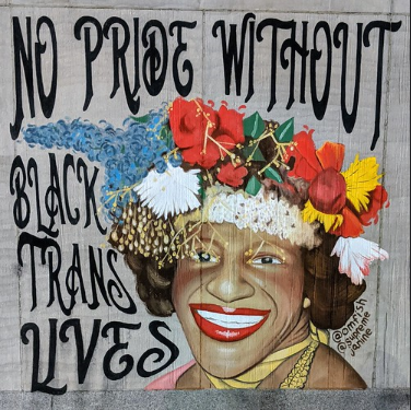 no pride without black trans lives