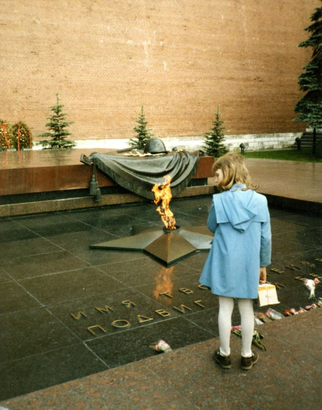 Eternal Flame, Moscow