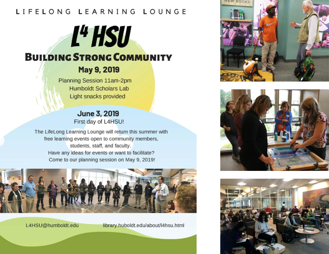 L4HSU 2019 planning day flyer