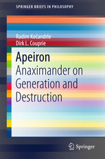 Apeiron : Anaximander on Generation and Destruction