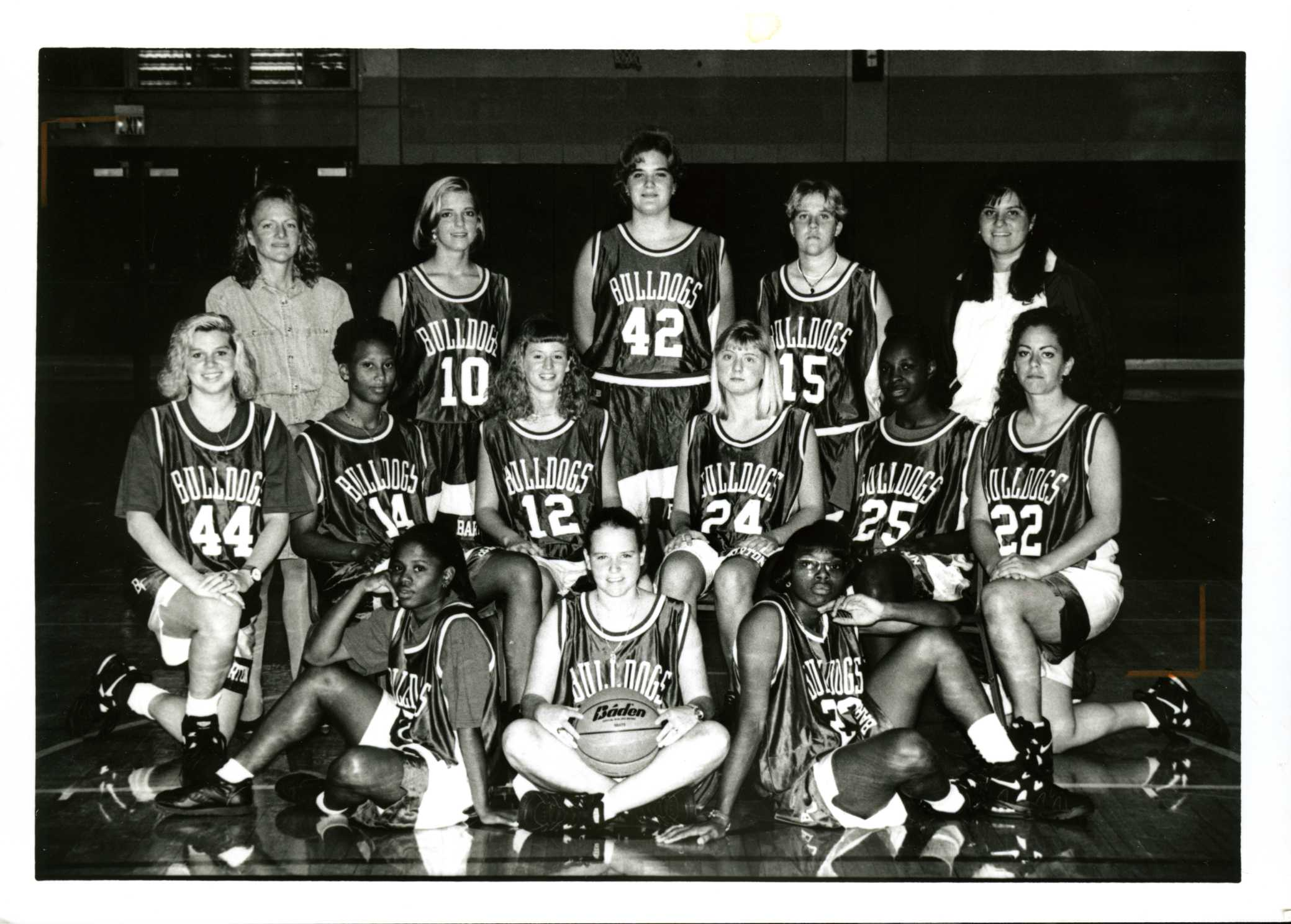 Women's Basketball team, undated photograph