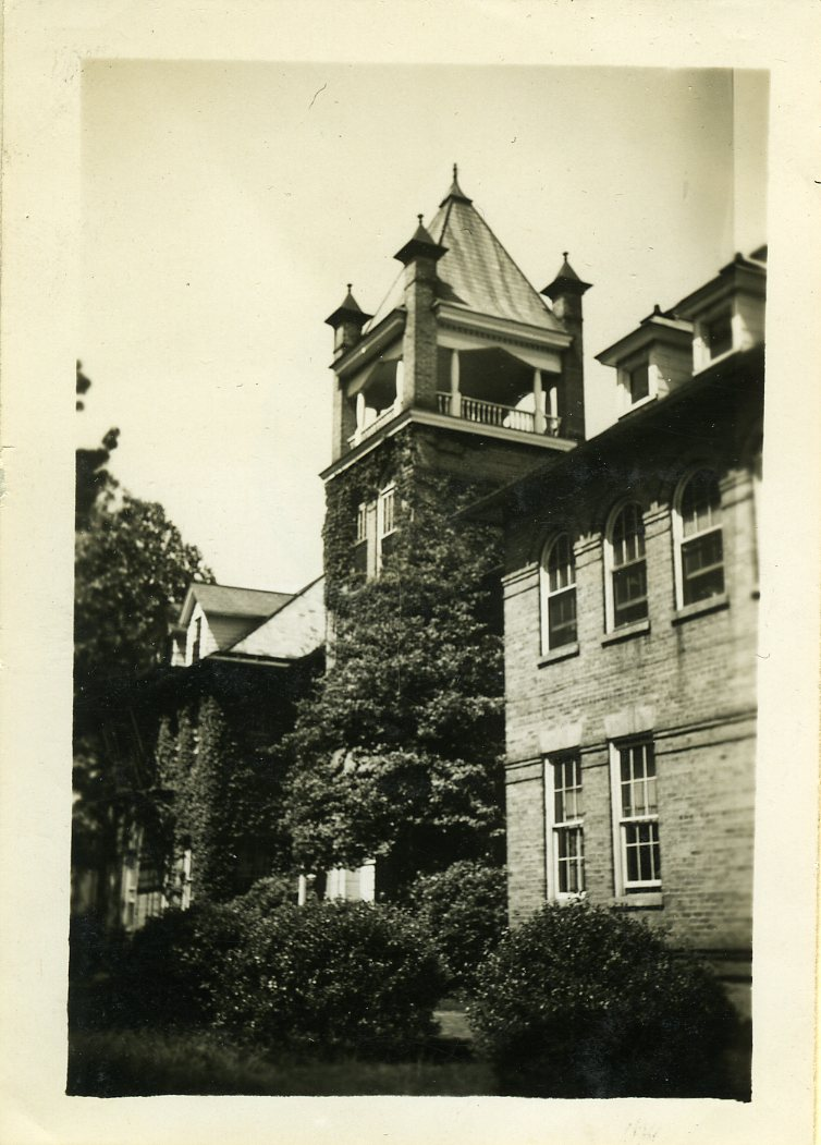 Kinsey Hall