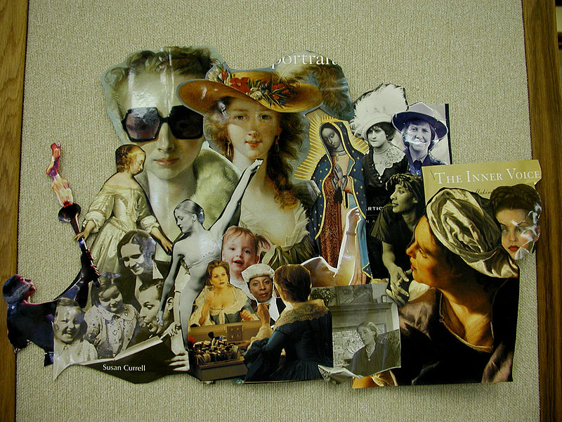 Collage of women. Source: https://commons.wikimedia.org/wiki/File:Womens_History_Month_collage_(2313541806).jpg