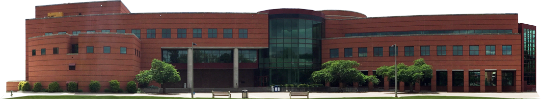 The Foley Center Library Building