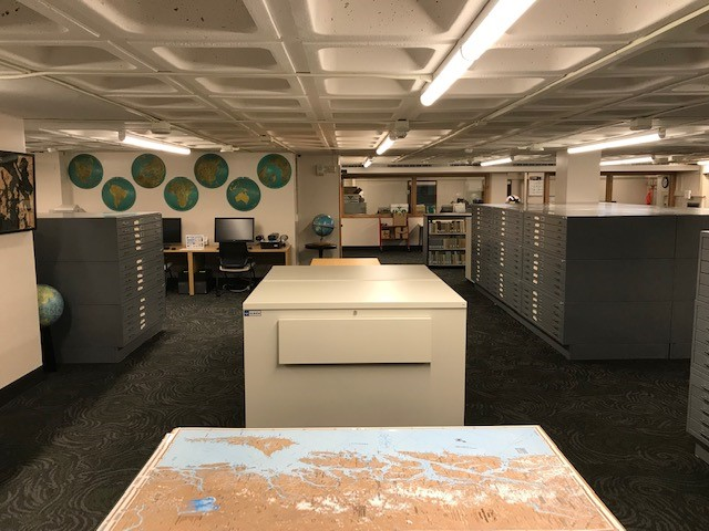 The Wilson Library Map Collection