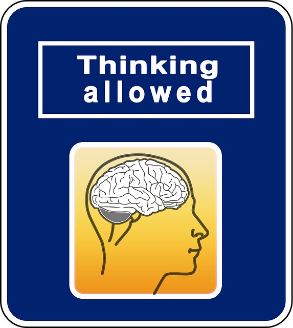 thinking allowed poster