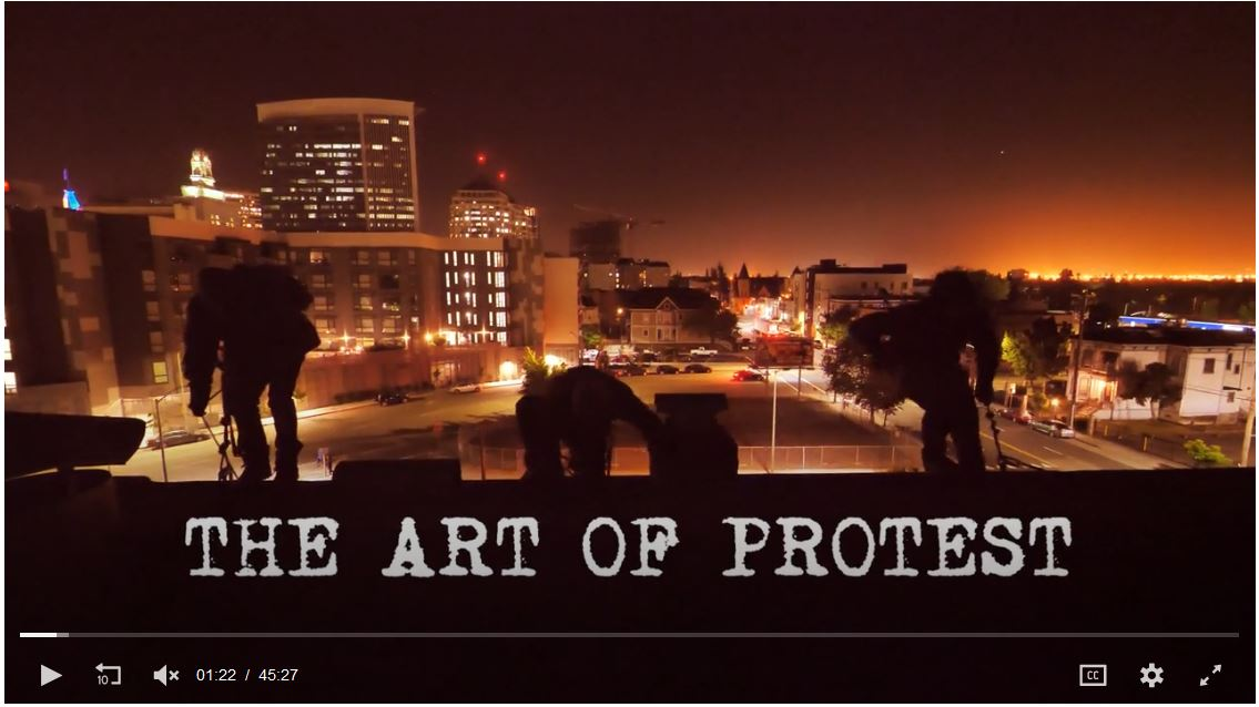 Art of Protest Documentary