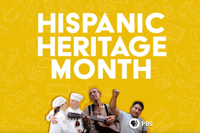 Hispanic Heritage Month from PBS