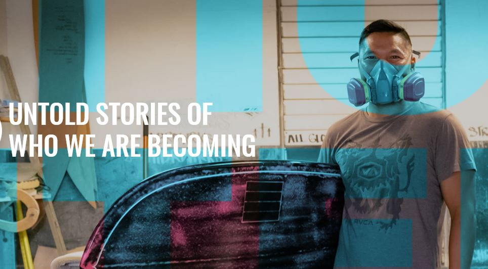 Intersections: Untold Stories of Who We Are Becoming