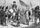 American Revolutionary War - British Surrender at Yorktown - wpclipart.com