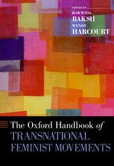 cover of oxford handbook transnational feminism