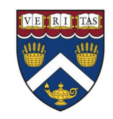 shield of the Harvard Extension School veritas wheat baskets and oil lamp