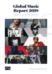 Global Music Report 2018