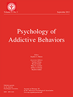 Psychology of Addictive Behaviors