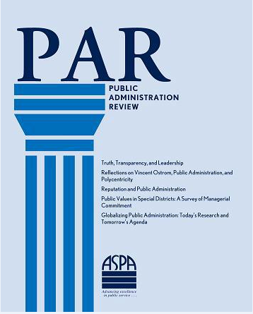 Public Administration Review