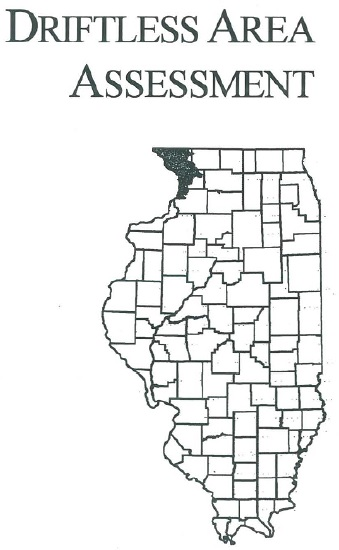 Driftless Area Assessment cover