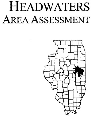 Headwaters Area Assessment cover