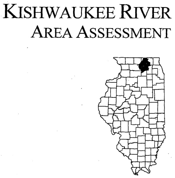 Kishwaukee River Area Assessment, cover