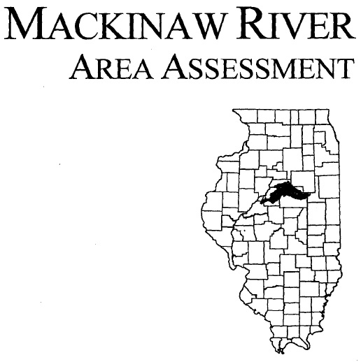 Mackinaw River Area Assessment, cover