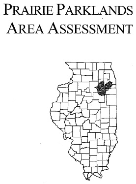 Prairie Parklands Area Assessment, cover