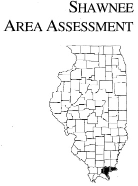 Shawnee Area Assessment, cover