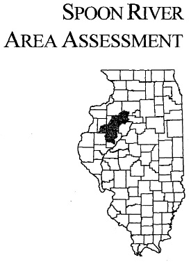 Spoon River Area Assessment, cover