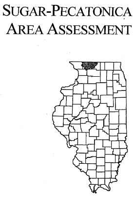 Sugar-Pecatonica Area Assessment, cover