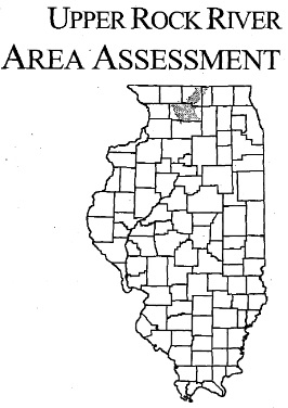 Upper Rock River Area Assessment, cover