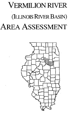 Vermilion River (Illinois River Basin) Area Assessment, cover