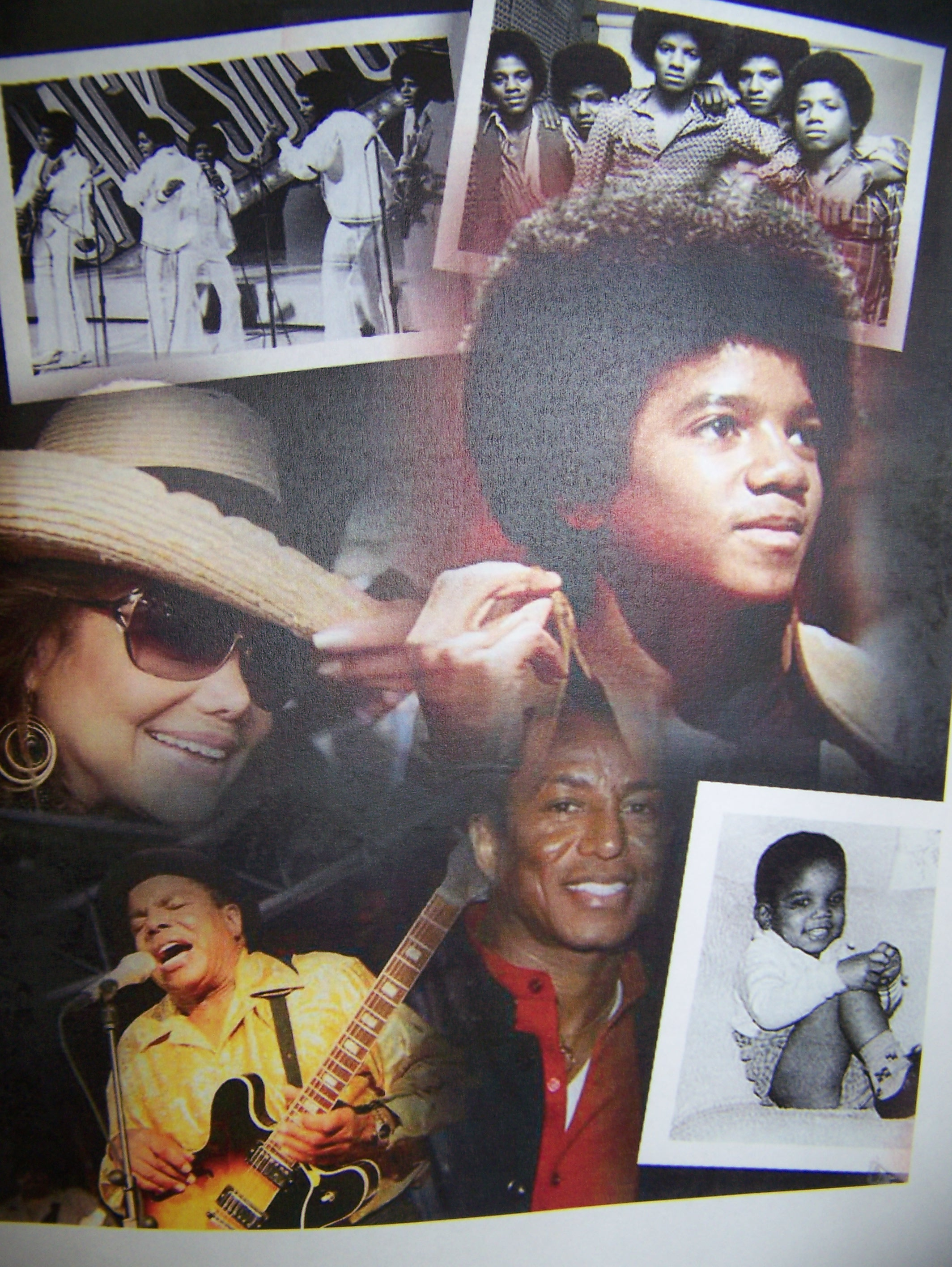 Michael Jackson Photo as a child