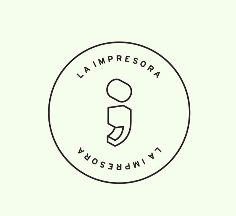 logo for La Impresora